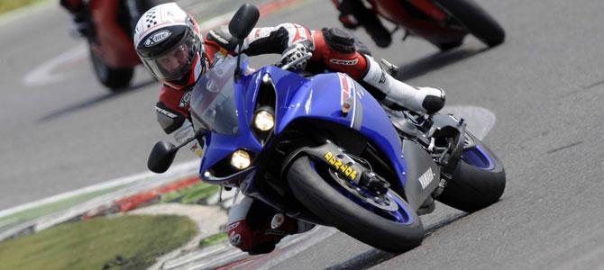 """Corso """"tecnologico"""" per motociclisti"""