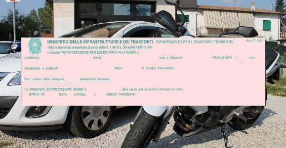 Fogli rosa: Motorizzazioni in difficoltà, torna il riporto della teoria